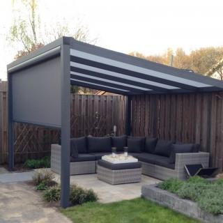 terrasoverkapping veranda tuinkamer 5