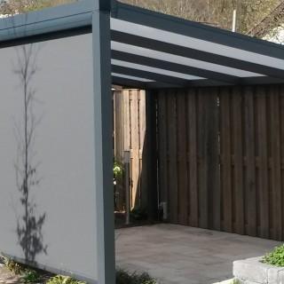 terrasoverkapping veranda tuinkamer Wageningen 4