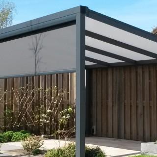 terrasoverkapping veranda tuinkamer wageningen 2