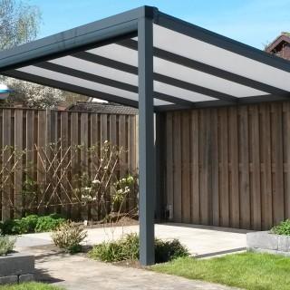 terrasoverkapping veranda tuinkamer wageningen