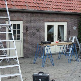 project veranda te Rhenen Utrecht