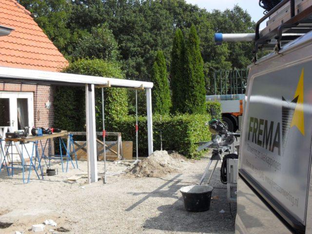 veranda te Rhenen