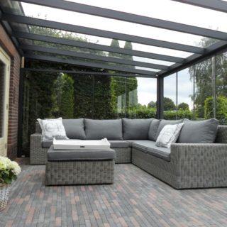 veranda te Rhenen Veenendaal Utrecht Wageningen serre tuinkamer