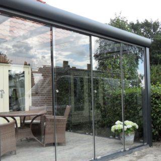 veranda Rhenen Veenendaal Ede Wageningen Utrecht glas glazen serre tuinkamer