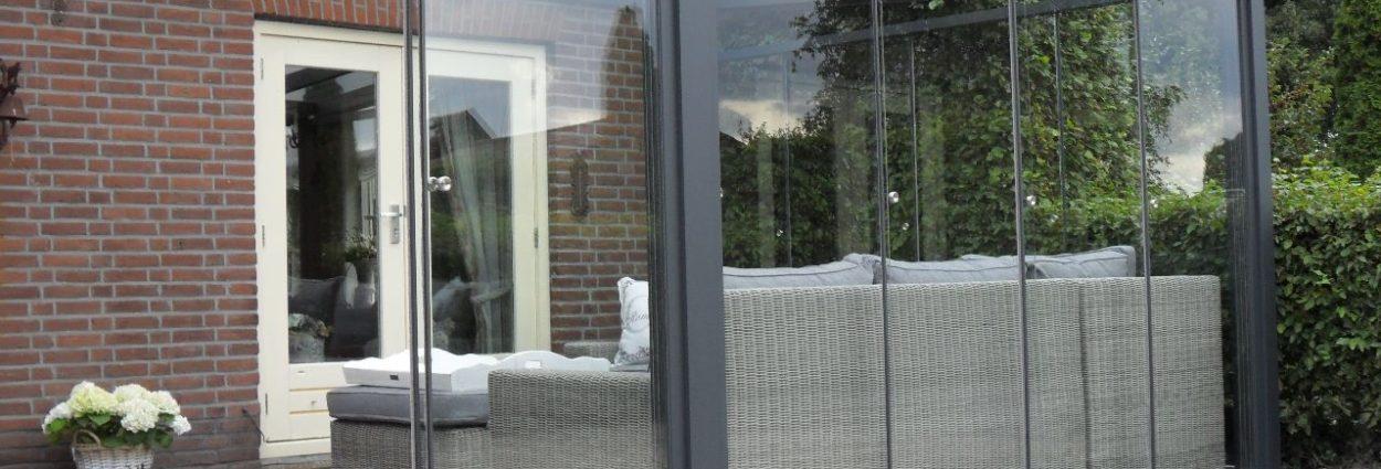 Gesloten veranda te Rhenen
