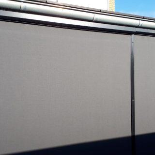 verandazonwering screens uitbouw serre Herveld zetten overbetuwe zonneschermen zonnewering Frema Rhenen Veenendaal Ede Wageningen Utrecht e.o.