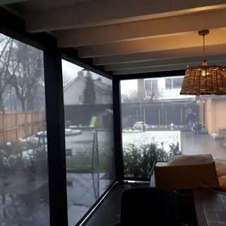 verandazonwering verandas screens veranda Veenendaal Frema zonwering Rhenen