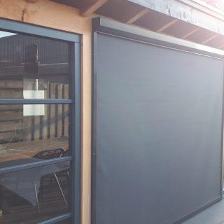 verandazonwering zonwering screens screen veranda Frema zonwering Rhenen Veenendaal Ede Wageningen Utrecht Gelderland Betuwe eo