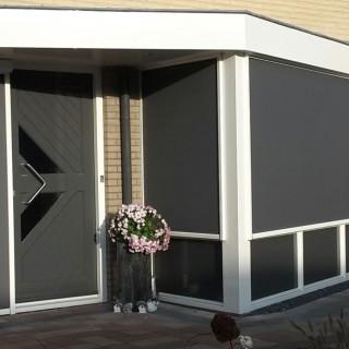 zonwerende screens zonnewering Frema zonwering Rhenen Veenendaal Ede Wageningen Utrecht