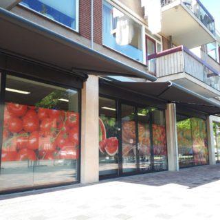 zonwering winkel Amersfoort